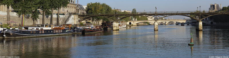 Paris - From Square du Vert Galant