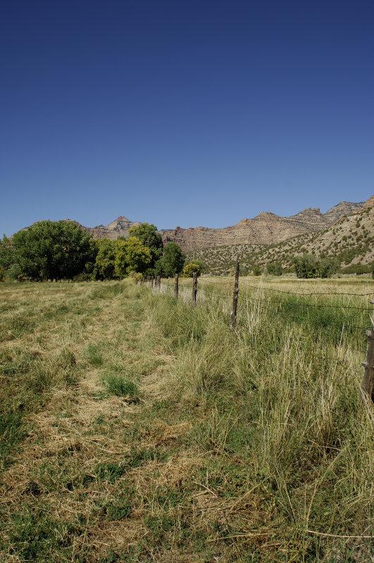 Pasture and cliffs Range Creek.jpg