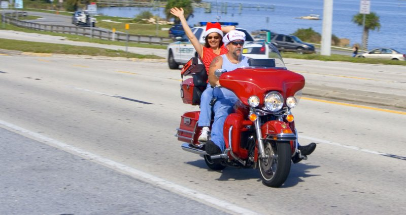 ABATE of Brevard Toy Run