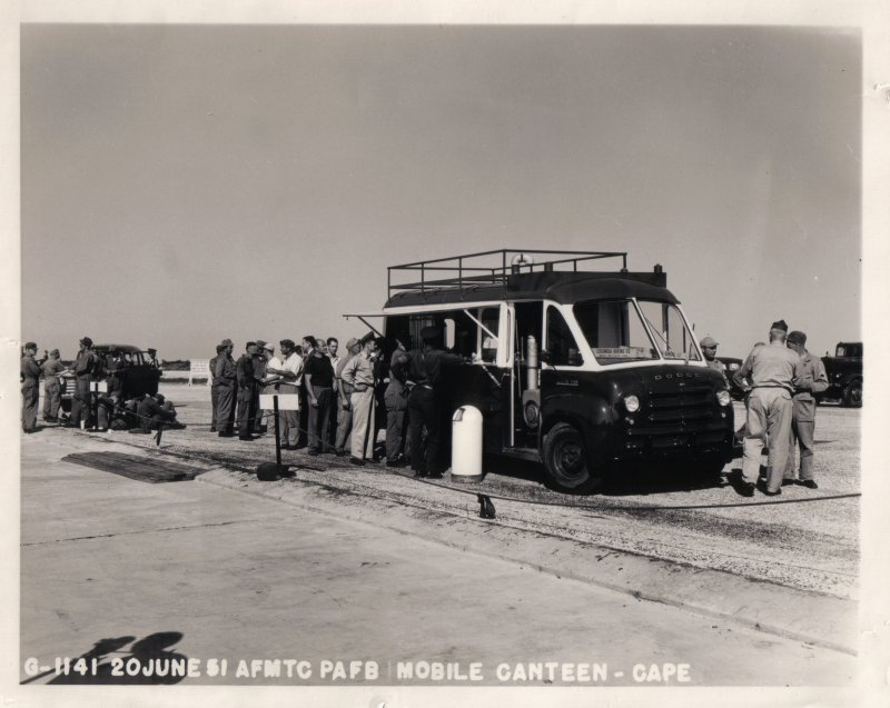 Cape Canaveral Chow Wagon