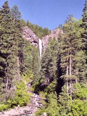 Waterfall in Colorado