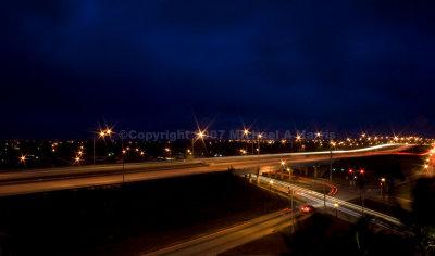 Cutler Ridge at Night