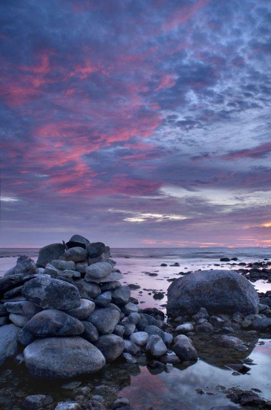 Morning on Grand Traverse Bay