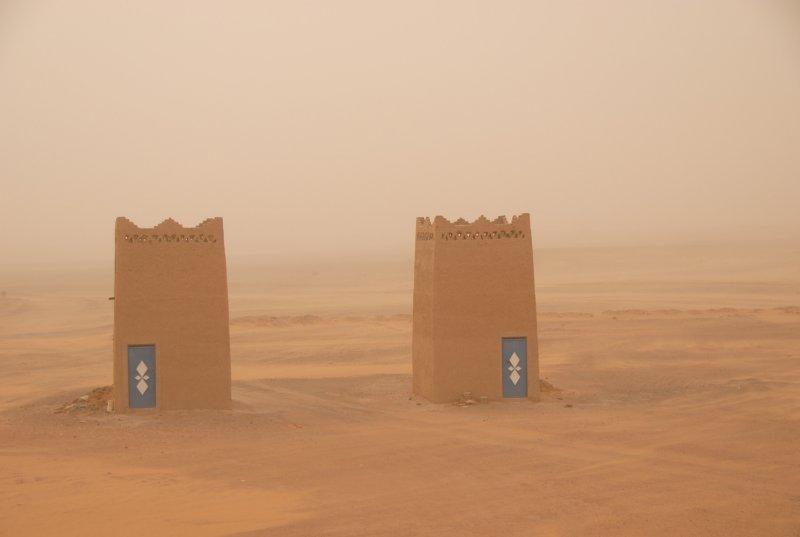 Saharan Towers