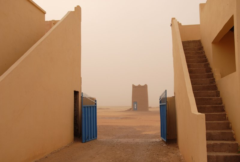 Gates to the Desert