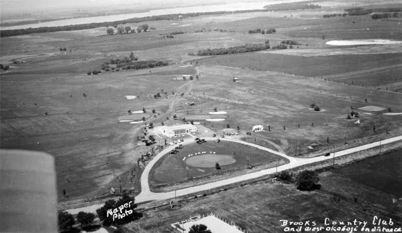 Brooks Country Club 1940s