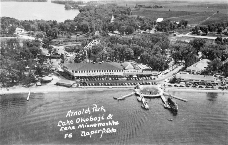 Arnolds Park 1943