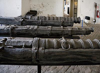 10-punds bakladekanon fra Anholt, 1500-tallet,