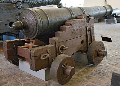 Kanonene på Tøjhusmuseet, København