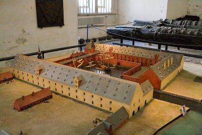 Hine hårde dager: Utrustning av krigsskip fra Tøjhuset