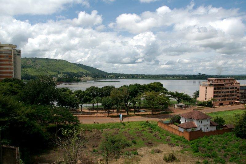 Zongo across the river