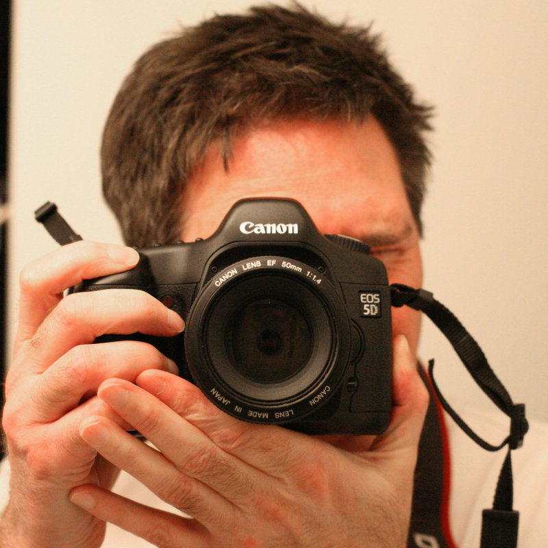 Canon 5D at 3200 ISO