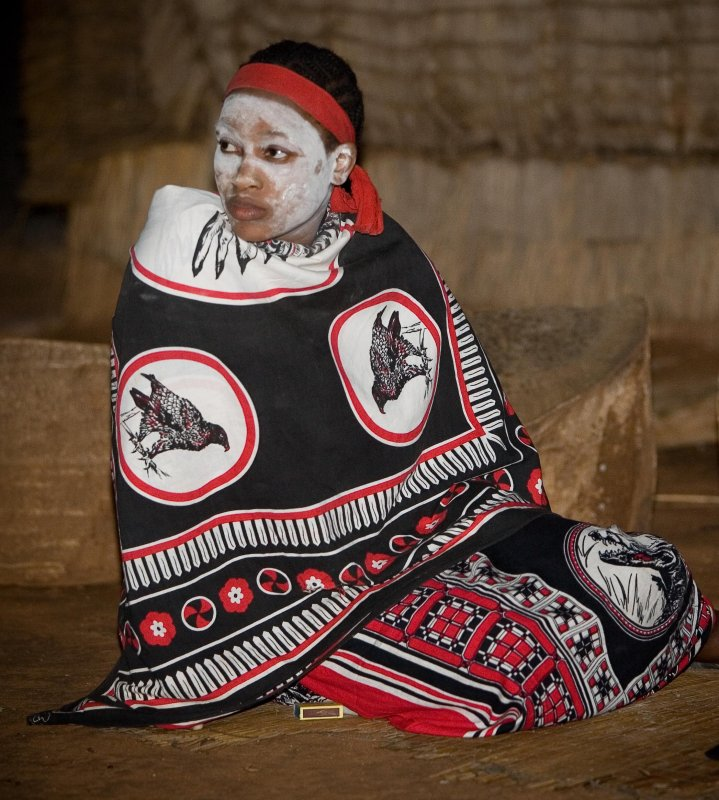 Zulu Girl 3