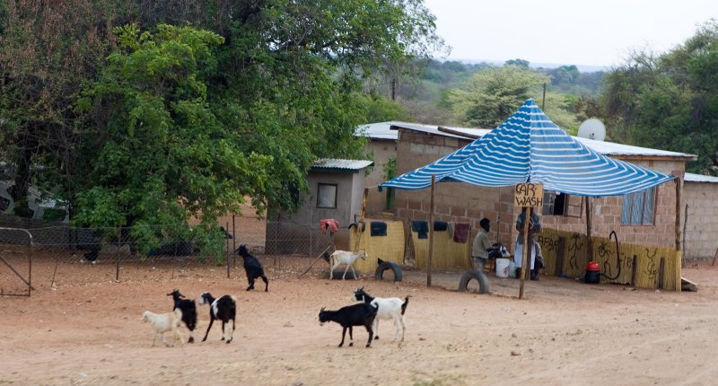 Car Wash in Zambia
