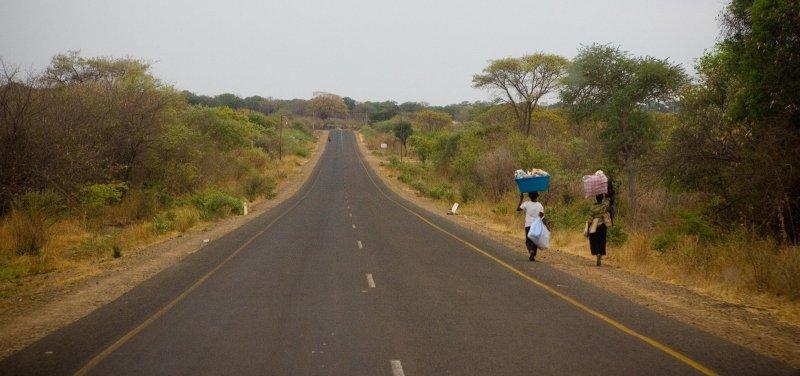Shopping Day, Zambia