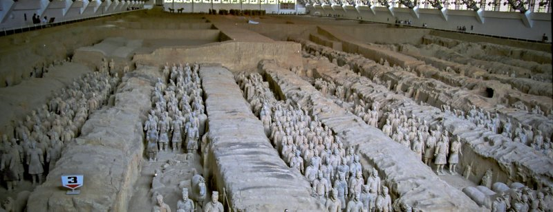 Terracotta Warriors 01