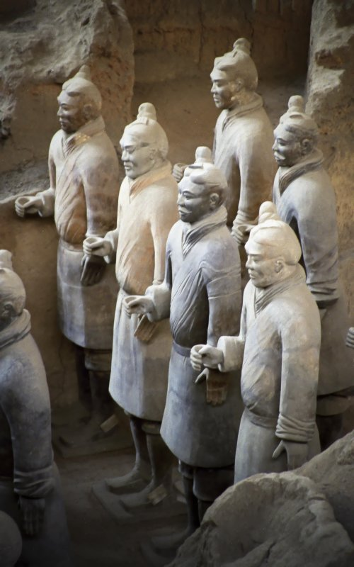 Terracotta Warriors 02