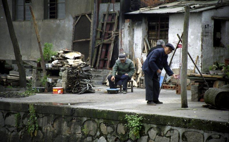 Suzhou Canal 04
