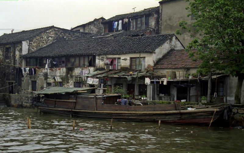Suzhou Canal 07