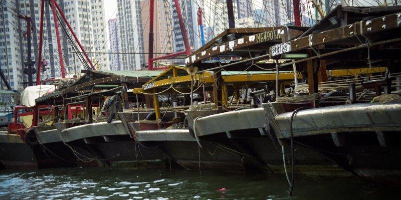 Hong Kong San Pans