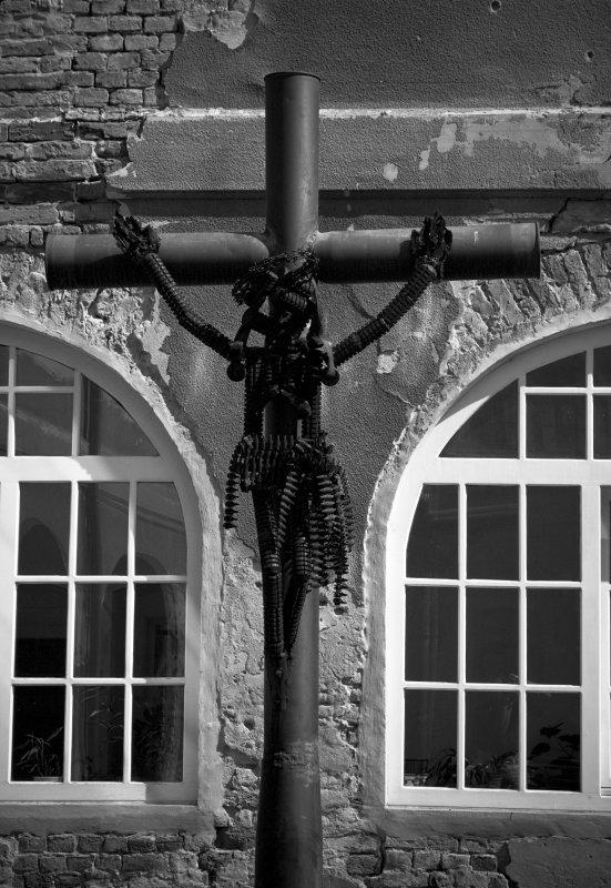 Crucifix Of Spent Shells, Croatia