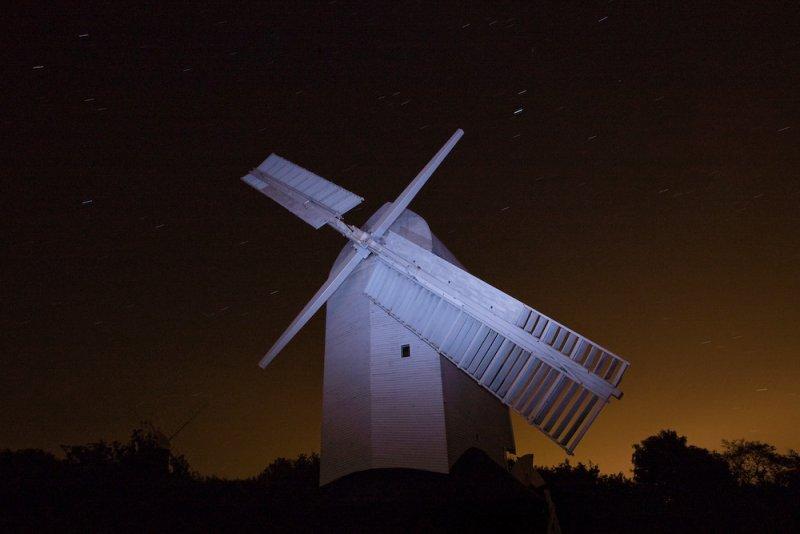 Jill Windmill, Clayton,  W Sussex