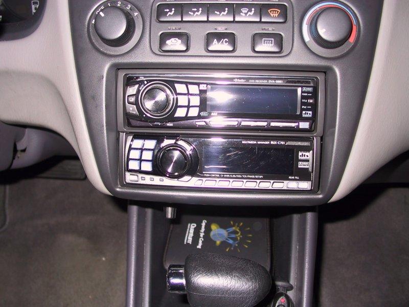 Shin John's 1999 honda Accord System Revamp/Upgrade - Car Audio | DiyMobileAudio.com | Car ...