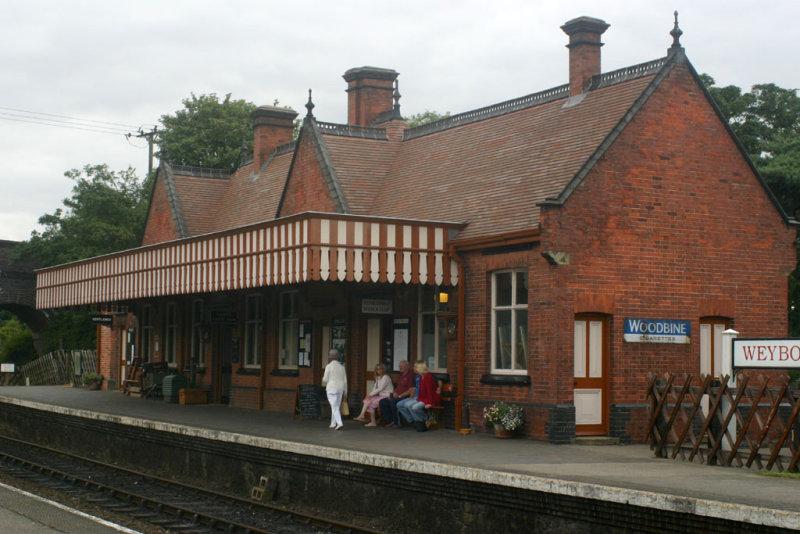 Weybourne Station 1