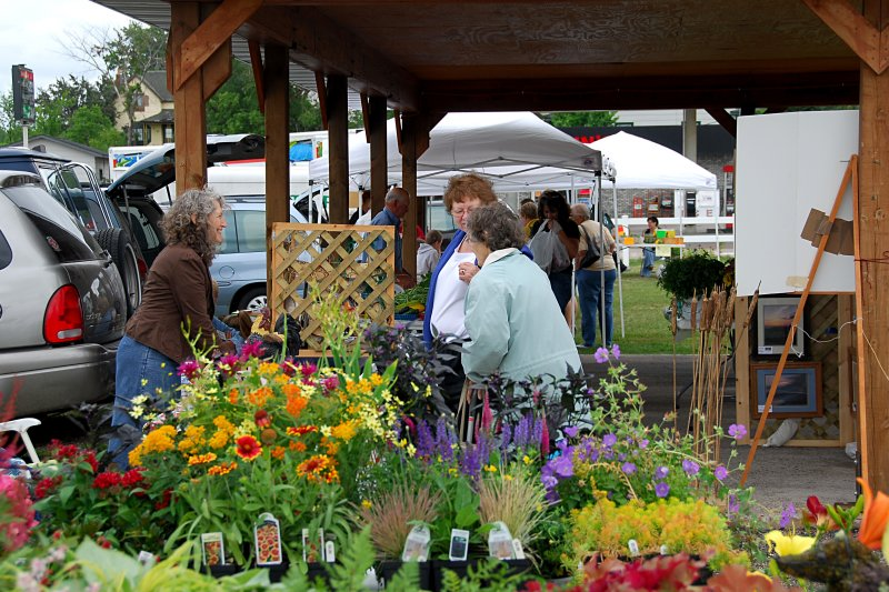Farmers Market in Ladysmith, WI