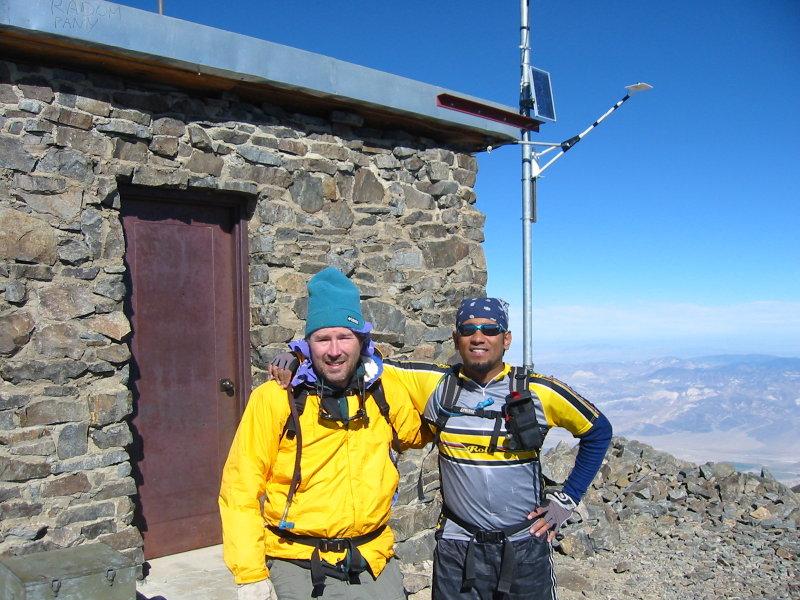 White Mountain Peak Summit Photo