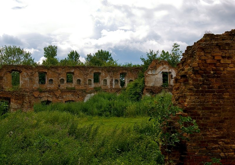 Ruins Of The Monastery