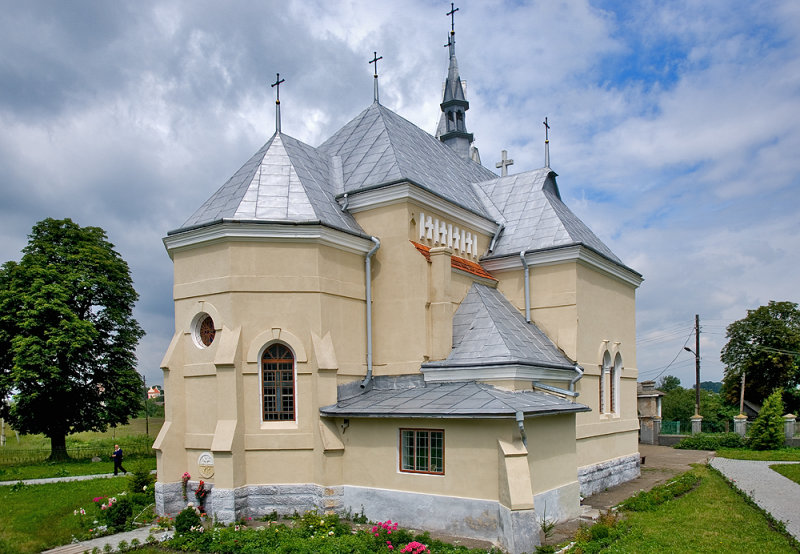 Church On The Castle