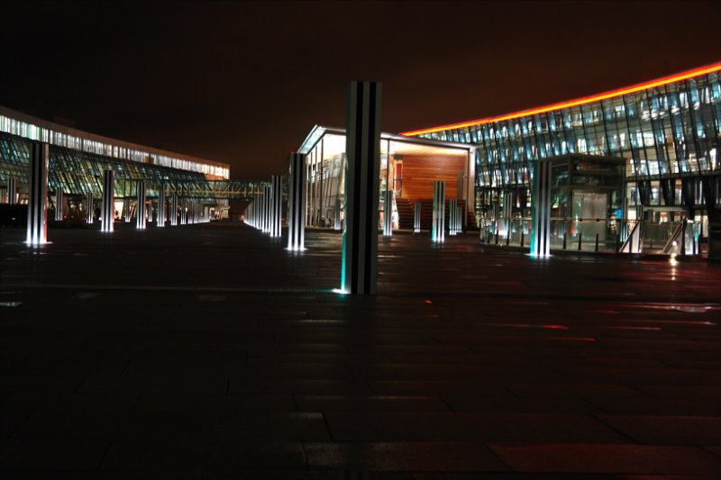 Telenor Headquarters, Fornebu