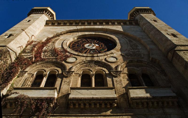 Oran - Ancienne Synagogue
