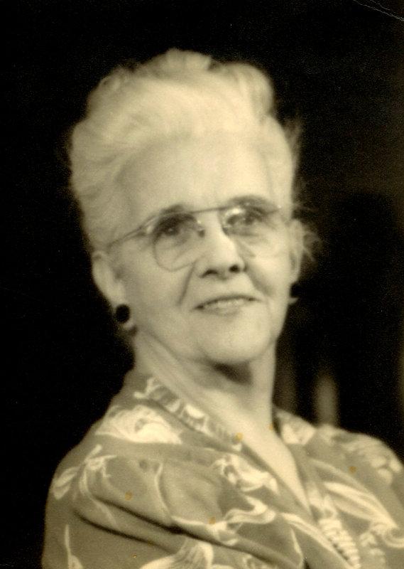 Mary Garey McCabe