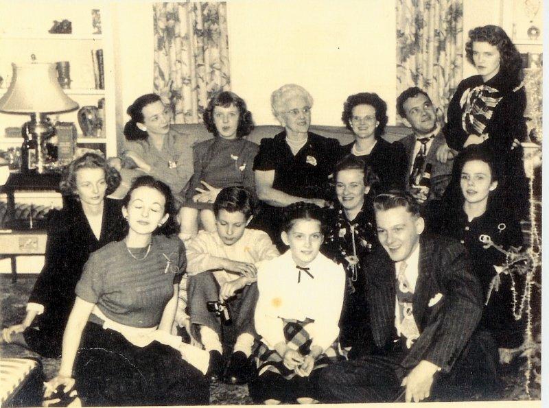 McCabe Clan as of  1948 ?