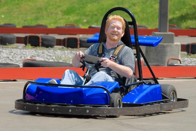 Blue Racer (After)