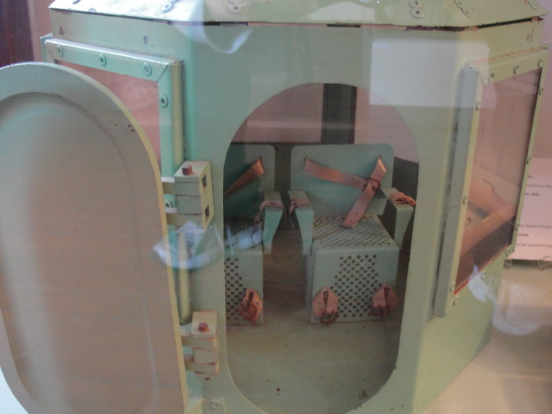 model of the gas chamber