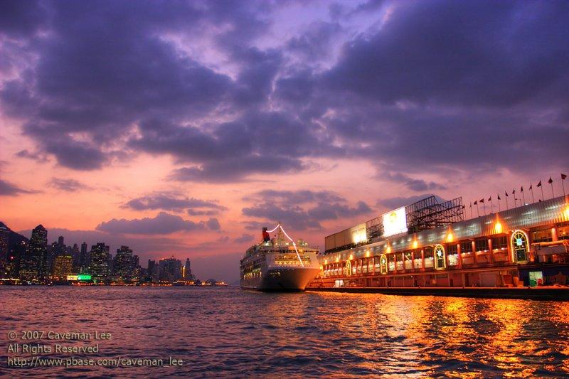 A Golden Evening (HDR version)