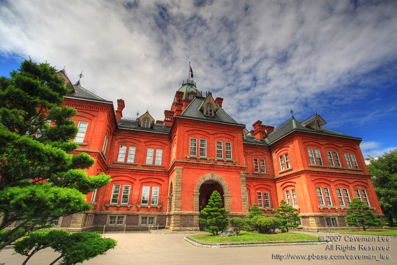 Government House of Hokkaido