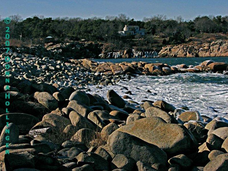 Rocky Beach near Pigeon Cove