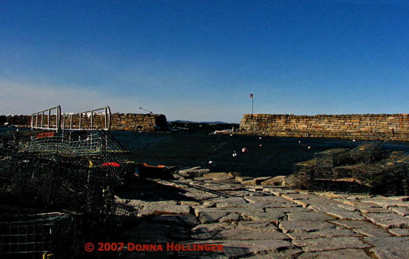 Fishtraps on Pigeon Cove