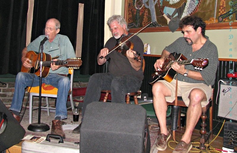 Spider John Koerner, Chip, and Henry