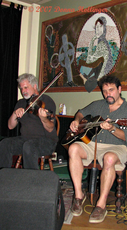 Chip Taylor Smith and Henry Nigro