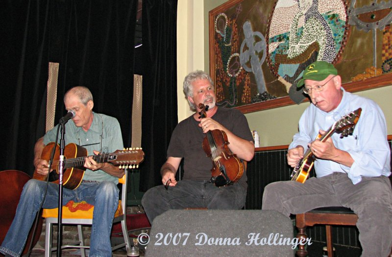 Spider John Koerner, Chip Smith and Dave Kenney