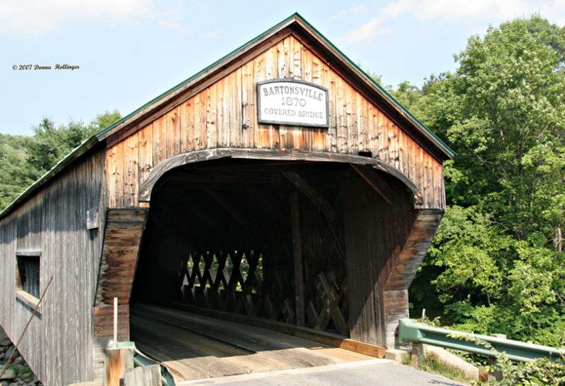 Covered Bridge near Chester