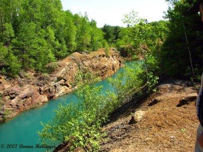 Copper Mine Site