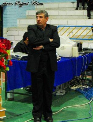 larestan university boss