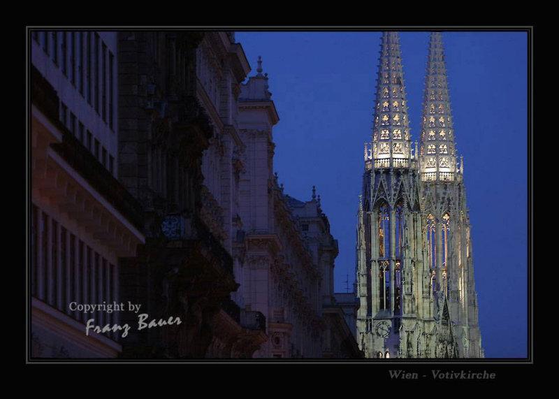 Votivkirche,Vienna