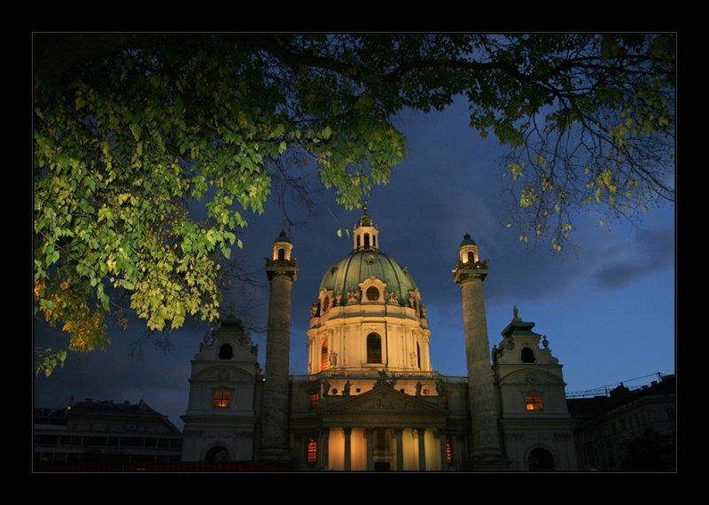 Karlskirche,Vienna